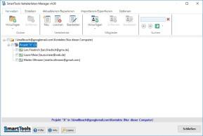 SmartTools Verteilerlisten-Manager für Outlook