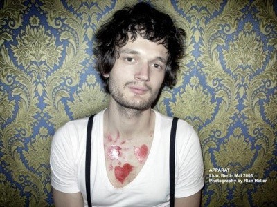 Apparat © http://www.myspace.com/apparat