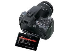 Klappspiegel Sony SLT-A55V ©COMPUTER BILD