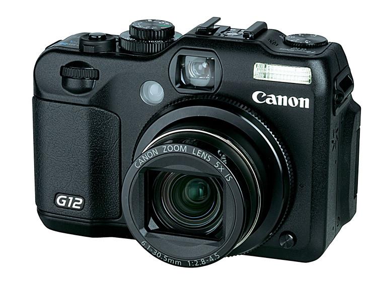 test digitalkamera canon powershot g12 audio video foto bild. Black Bedroom Furniture Sets. Home Design Ideas