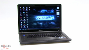 Video zum Praxis-Test: Aldi-Notebook Medion Akoya P8614 (MD 98470)