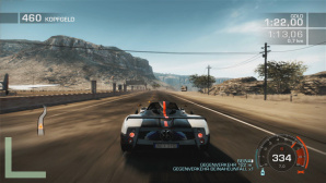Need for Speed Hot Pursuit ©Electronic Arts