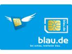 Blau.de SIM-Karte ©Blau.de