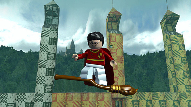 Actionspiel Lego Harry Potter – Die Jahre 1-4: Besen © Electronic Arts