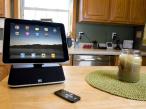 iPad-Dock Altec Lansing Octiv Stage MP450 ©Altec Lansing