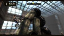 Geschicklichkeitsspiel Trials HD: Motorrad ©RedLynx