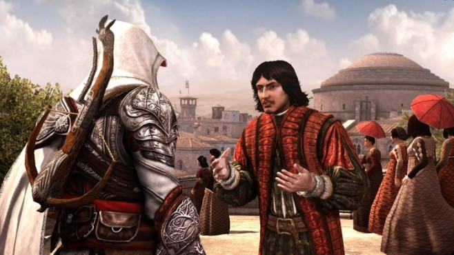 Actionspiel Assassin's Creed – Brotherhood: Kopernikus © Ubisoft