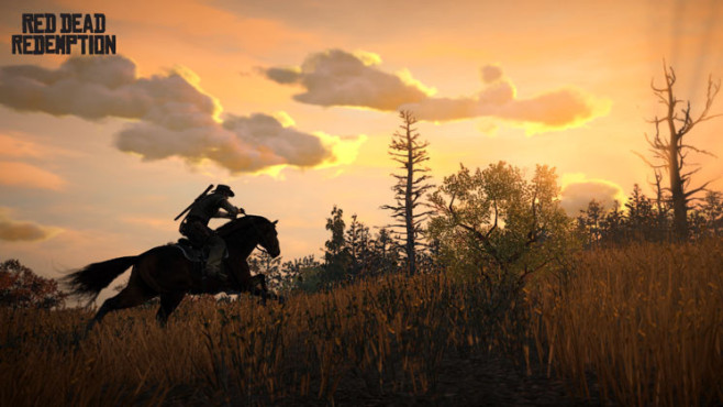 Actionspiel Red Dead Redemption: Prärie © Rockstar Games
