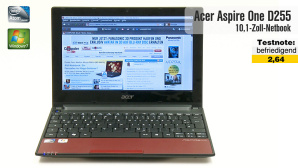 Video zum Test: Acer Aspire One D255