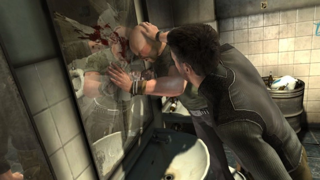Actionspiel Splinter Cell – Conviction: Fisher © Ubisoft