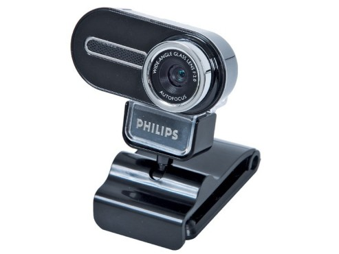 Die Philips SPZ6500-Webcam © Philips