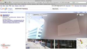 Video-Tutorial: H�user entpixeln bei Google Street View mit Panoramio