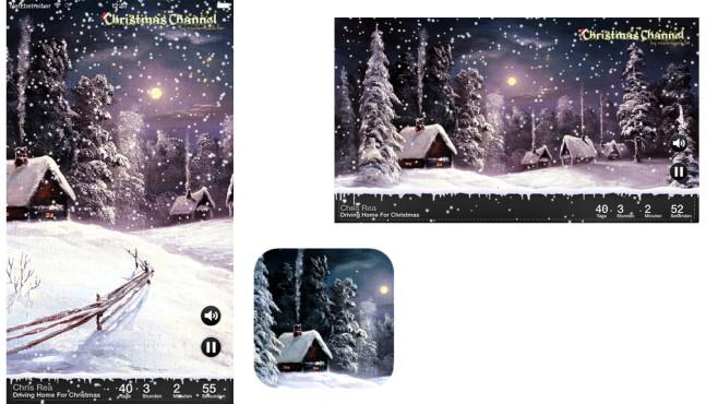 Christmas Radio ©Swiss-Development GmbH