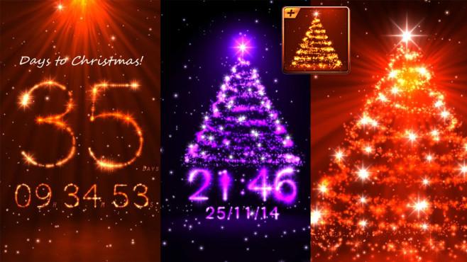 Weihnachten Countdown ©Jetblack Software
