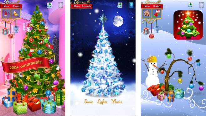 Weihnachtsbaum ©Sticky Ice Games
