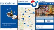 Weihnachtsmarkt-Suche 2016 ©Das Örtliche Service- und Marketing GmbH