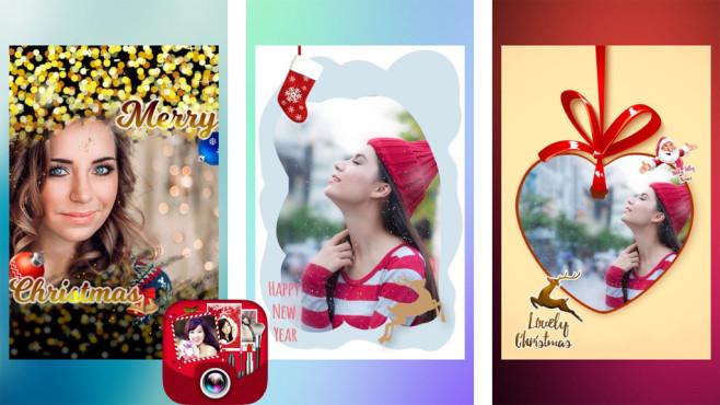 Xmas – Free Pic and Collage Maker ©Vaghani Keyur