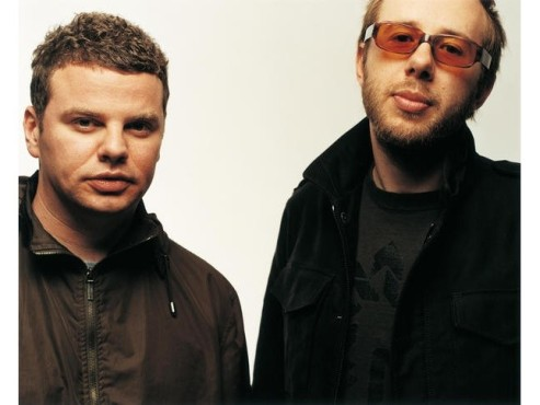 The Chemical Brothers © http://www.myspace.com/thechemicalbrothers