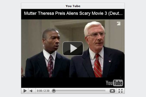Scary Movie 3 © Youtube.com