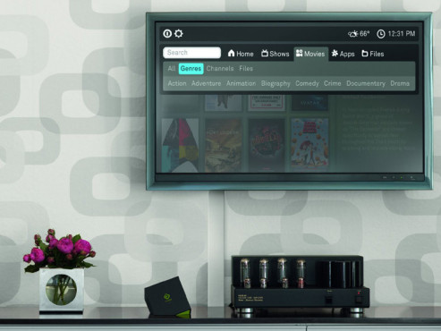 Mediaplayer D-Link Boxee Box ©D-Link