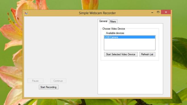Simple Webcam Recorder: Eigene Notebook-Videos erstellen ©COMPUTER BILD