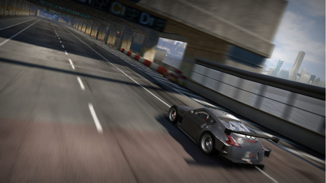 Rennspiel Need for Speed – Shift 2 Unleashed: Tunnel © Electronic Arts