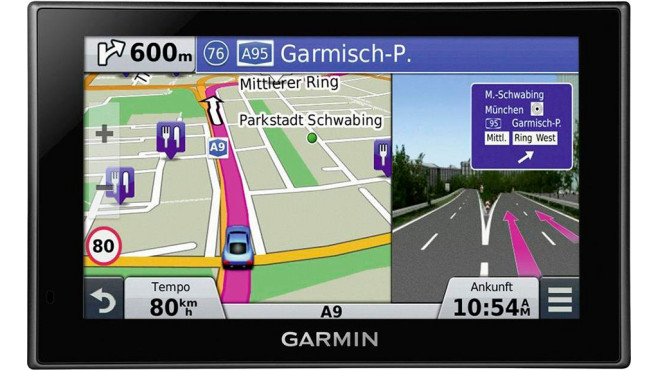 Platz 12: Garmin Nüvi 2599LMT-D ©Garmin