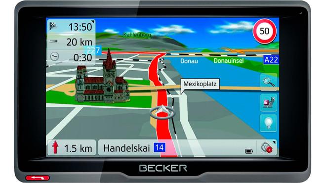 Platz 9: Becker ready.5 CE ©United Navigation