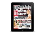 iPad-App BILD HD���Axel Springer AG