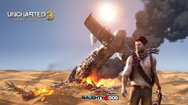 Uncharted 3 – Drake's Deception: Absturz © Sony