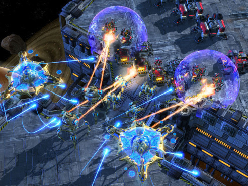 Spiele-Jahr 2010: Starcraft 2 – Wings of Liberty