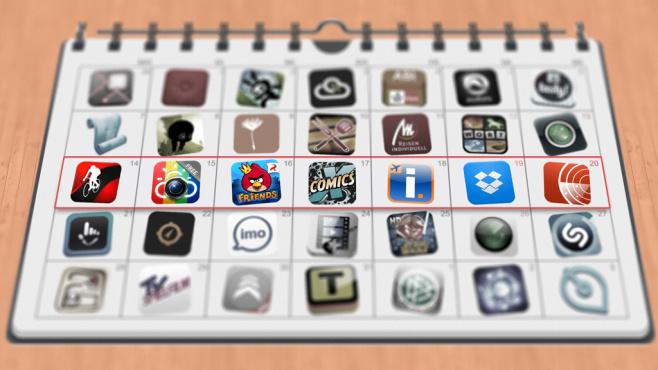 Download: Apps der Woche©Tarras Livvy-Fotolia.com