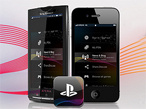 Mobiles Programm Playstation App: Apple iPhone und Sony Ericsson Xperia���Sony