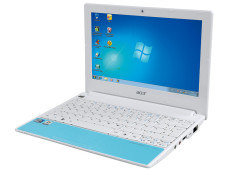Acer Aspire One Happy Blau (LU.SEF0D.016) © COMPUTER BILD