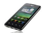 Smartphone LG P990 Optimus Speed���LG Electronics
