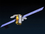 Satellit Ka-Sat © Eutelsat Communications