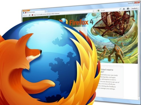 Firefox 4 © Screenshot