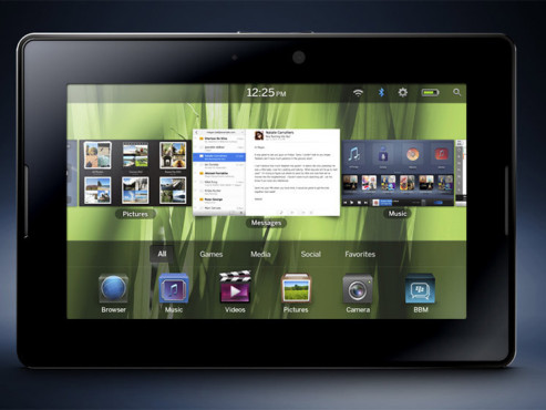 Blackberry PlayBook © Blackberry