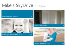 Windows SkyDrive&nbsp;&copy;&nbsp;Microsoft