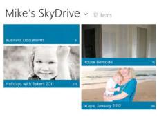 Windows SkyDrive ©Microsoft