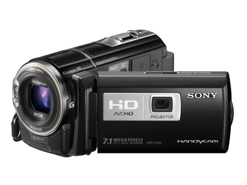 Camcorder Sony Handycam HDR-PJ30VE © Sony