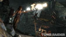 Actionspiel Tomb Raider: Lara Croft ©Square Enix