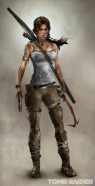Actionspiel Tomb Raider: Artwork © Square Enix