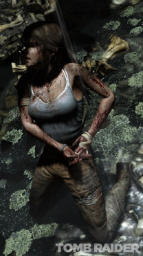 Actionspiel Tomb Raider: Lara © Square Enix