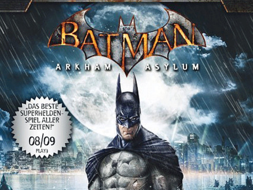 Batman – Arkham Asylum: Game of the Year Edition © Koch Media