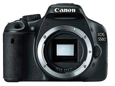 Canon EOS 550 D © AUDIO VIDEO FOTO BILD