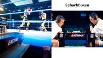 Schachboxen © WCBO (World Chess Boxing Organisation) Nikolay Sazhin+Frank Stoldt 2008