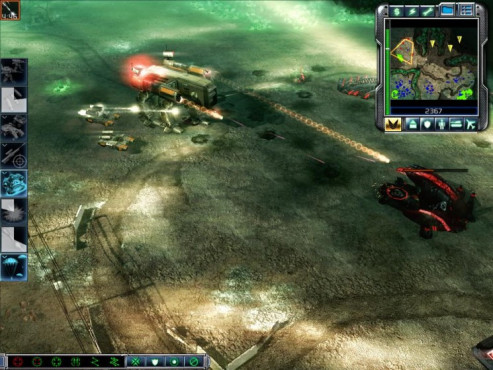 Command & Conquer 3: Tiberium Essence