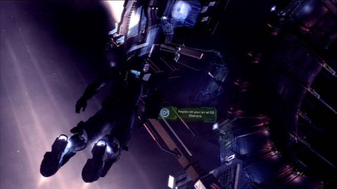Actionspiel Dead Space 2: Gravitation © Electronic Arts