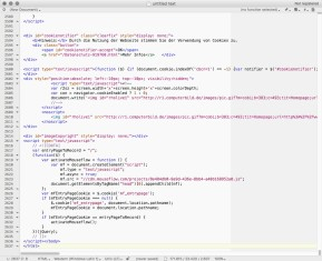 TextWrangler (Mac)